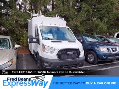 2020 Ford Transit 350 4x2, Reading Aluminum CSV Service Utility Van #MFU0747 - photo 1