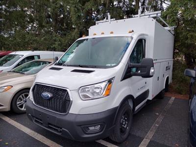 2020 Ford Transit 350 RWD, Reading Service Utility Van #MFU0747 - photo 3