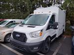 2020 Ford Transit 350 4x2, Reading Aluminum CSV Service Utility Van #MFU0747 - photo 3
