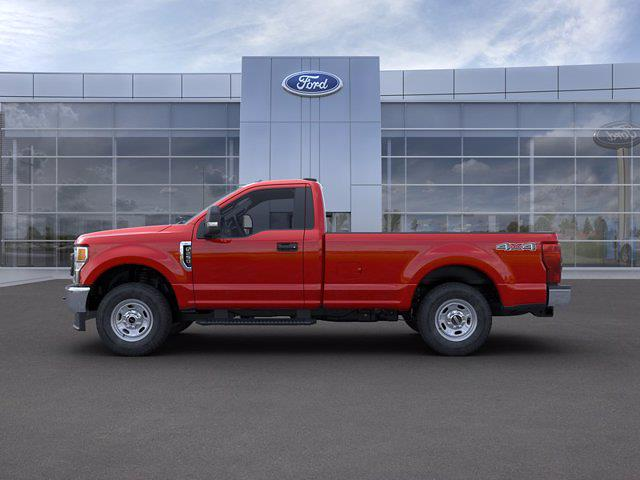 2020 Ford F-250 Regular Cab 4x4, Western Pickup #MFU0756 - photo 1