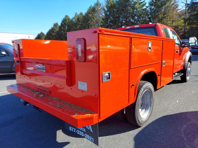 2020 Ford F-450 Super Cab DRW 4x4, Service Body #MFU0757 - photo 1