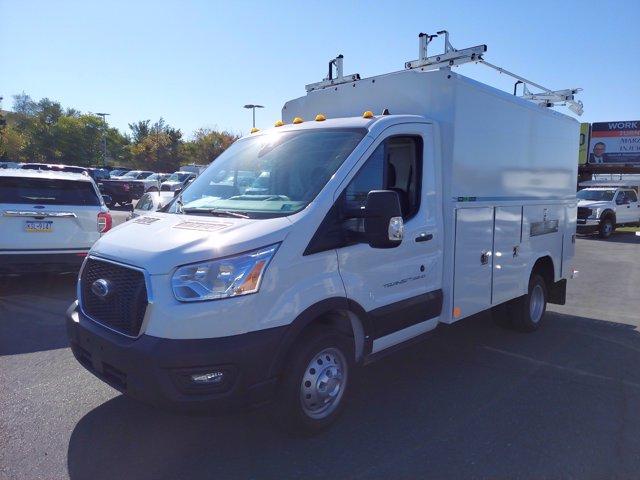 2020 Ford Transit 350 HD DRW RWD, Reading Aluminum CSV Service Utility Van #MFU0758 - photo 4