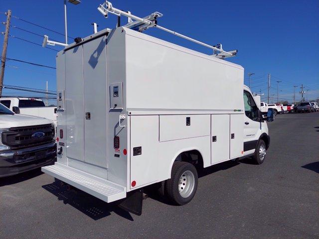 2020 Ford Transit 350 HD DRW RWD, Reading Aluminum CSV Service Utility Van #MFU0758 - photo 2