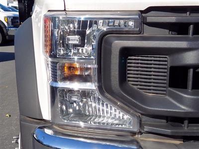 2020 Ford F-550 Regular Cab DRW 4x4, Rugby Dump Body #MFU0769 - photo 6
