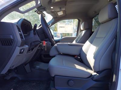 2020 Ford F-550 Regular Cab DRW 4x4, Rugby Dump Body #MFU0769 - photo 8