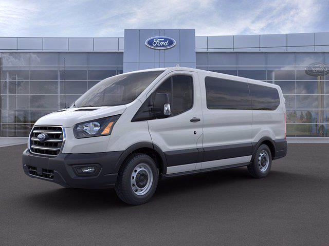 2020 Ford Transit 150 Low Roof 4x2, Passenger Wagon #MFU0786 - photo 2