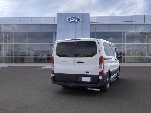 2020 Ford Transit 150 Low Roof 4x2, Passenger Wagon #MFU0786 - photo 8