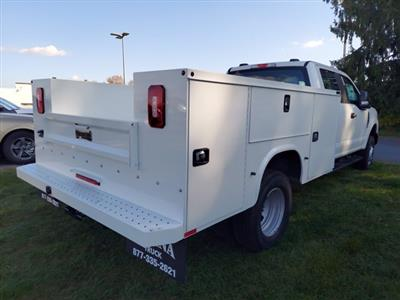 2020 Ford F-350 Crew Cab DRW 4x4, Knapheide Steel Service Body #MFU0808 - photo 2