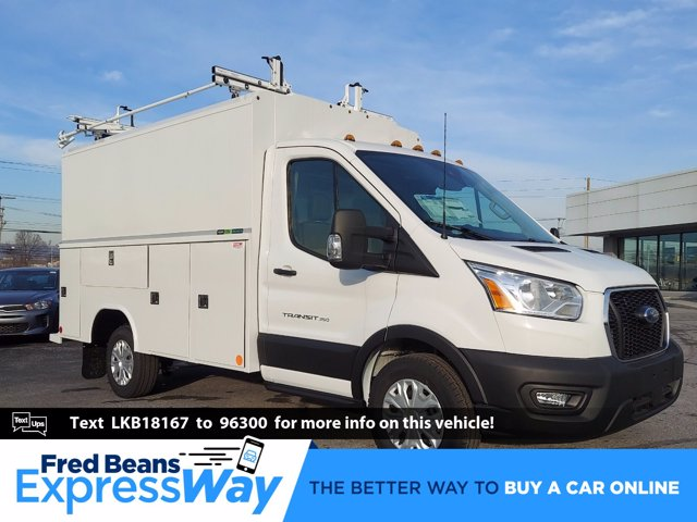 2020 Ford Transit 350 4x2, Reading Service Utility Van #MFU0852 - photo 1