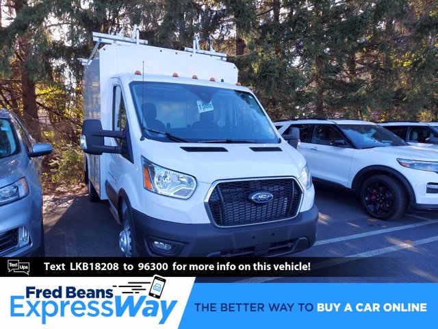 2020 Ford Transit 350 HD DRW 4x2, Reading Service Utility Van #MFU0861 - photo 1