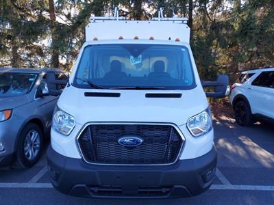 2020 Ford Transit 350 HD DRW 4x2, Reading Aluminum CSV Service Utility Van #MFU0861 - photo 2