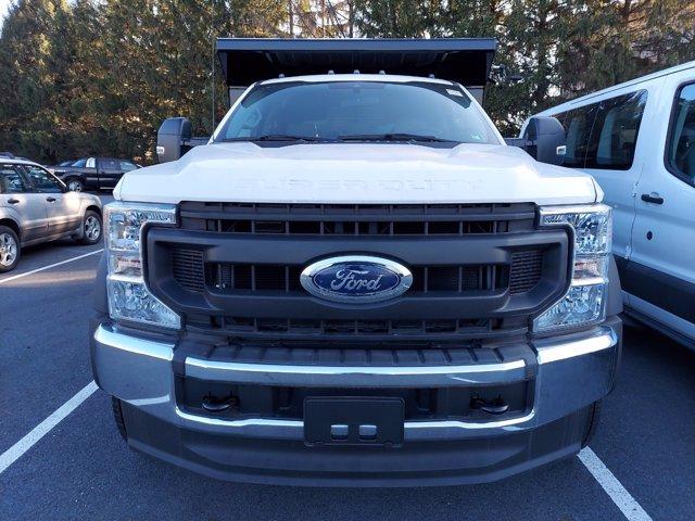 2020 Ford F-550 Regular Cab DRW 4x4, Rugby Eliminator LP Steel Dump Body #MFU0867 - photo 3