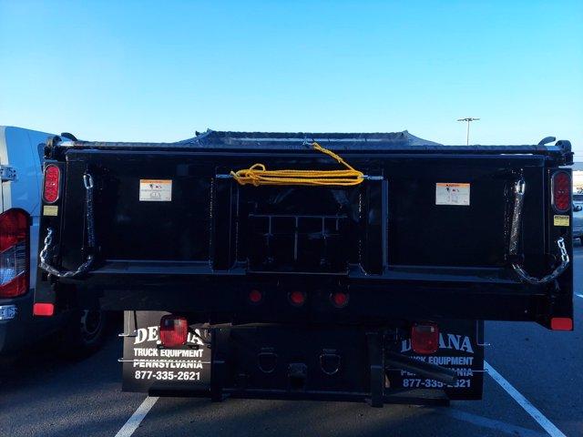 2020 Ford F-550 Regular Cab DRW 4x4, Rugby Eliminator LP Steel Dump Body #MFU0867 - photo 4