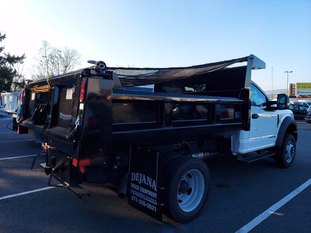 2020 Ford F-550 Regular Cab DRW 4x4, Rugby Eliminator LP Steel Dump Body #MFU0867 - photo 2