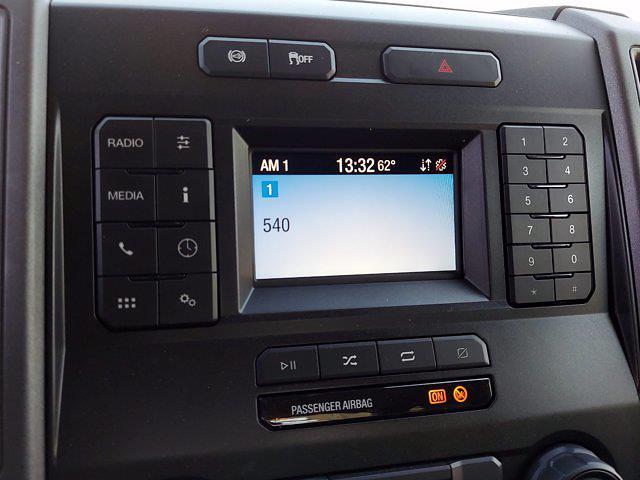 2020 Ford F-550 Regular Cab DRW 4x4, Rugby Eliminator LP Steel Dump Body #MFU0902 - photo 12