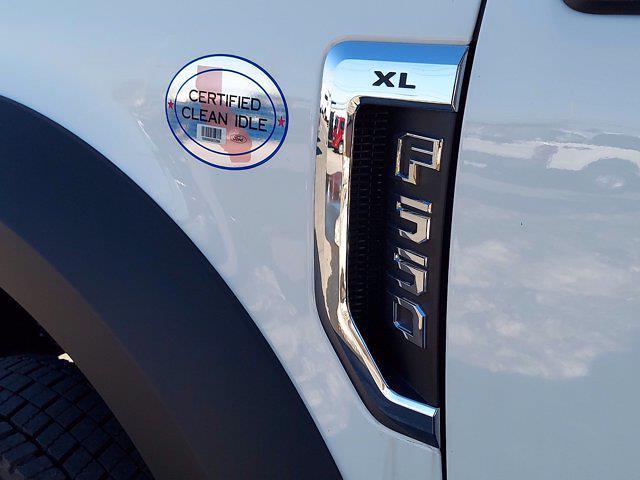 2020 Ford F-550 Regular Cab DRW 4x4, Rugby Eliminator LP Steel Dump Body #MFU0902 - photo 20