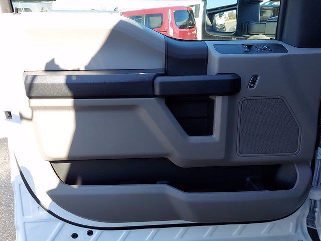 2020 Ford F-550 Regular Cab DRW 4x4, Rugby Eliminator LP Steel Dump Body #MFU0902 - photo 7