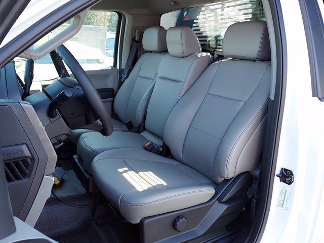 2020 Ford F-550 Regular Cab DRW 4x4, Rugby Eliminator LP Steel Dump Body #MFU0902 - photo 9