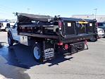 2020 Ford F-550 Regular Cab DRW 4x4, Rugby Eliminator LP Steel Dump Body #MFU0902 - photo 3