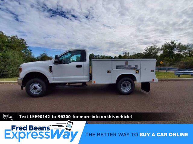 2020 Ford F-350 Regular Cab DRW 4x4, Reading SL Service Body #MFU0942 - photo 1