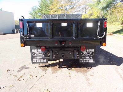 2020 Ford F-550 Regular Cab DRW 4x4, Rugby Dump Body #MFU0947 - photo 7