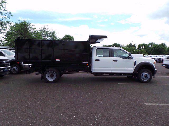 2020 Ford F-450 Crew Cab DRW 4x4, Landscape Dump #MFU0967 - photo 3