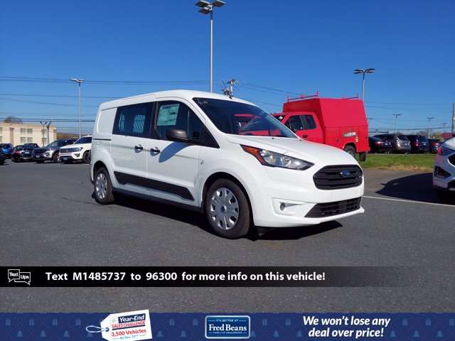 2021 Ford Transit Connect FWD, Empty Cargo Van #MFU1005 - photo 1