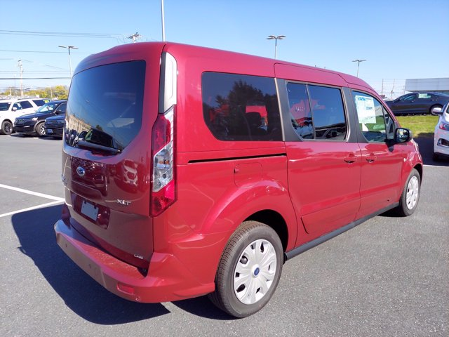 2021 Ford Transit Connect FWD, Passenger Wagon #MFU1006 - photo 1