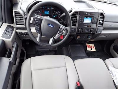 2021 Ford F-350 Super Cab 4x4, Reading Classic II Aluminum  Service Body #MFU1043 - photo 7