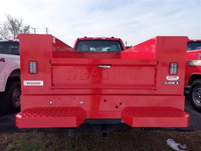 2021 Ford F-350 Crew Cab 4x4, Reading Service Body #MFU1048 - photo 4