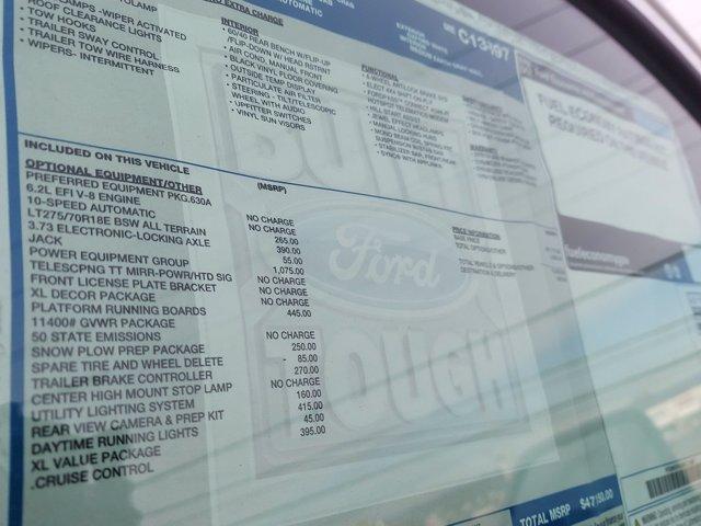 2021 Ford F-350 Crew Cab 4x4, Reading Classic II Aluminum  Service Body #MFU1056 - photo 17
