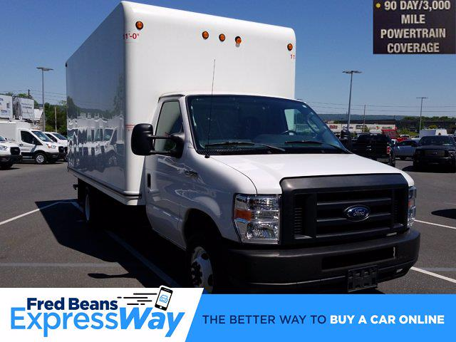 2018 Ford E-350 4x2, Cutaway Van #MFU1165A - photo 1