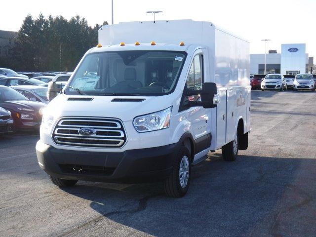 2019 Transit 350 4x2, Reading Aluminum CSV Service Utility Van #MFU91003 - photo 3