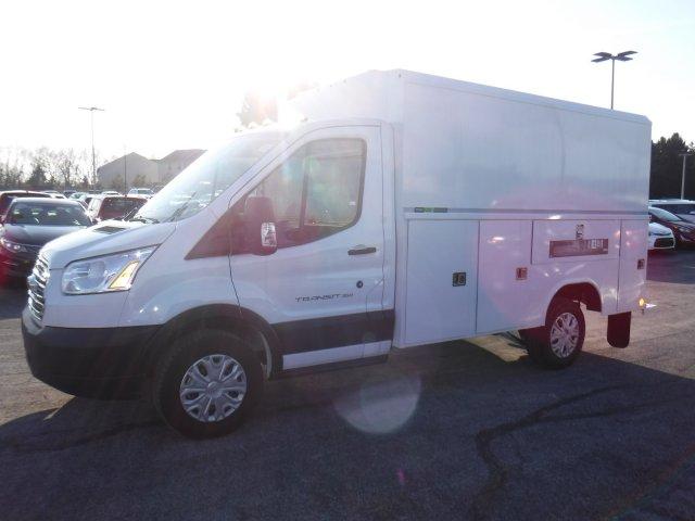 2019 Transit 350 4x2, Reading Aluminum CSV Service Utility Van #MFU91003 - photo 5