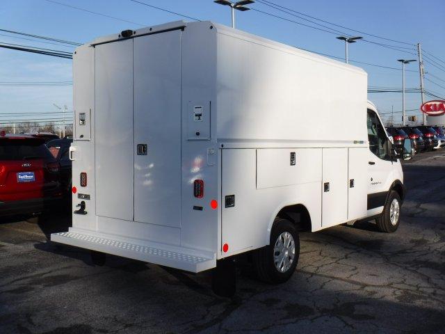 2019 Transit 350 4x2, Reading Aluminum CSV Service Utility Van #MFU91003 - photo 2