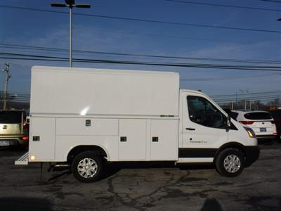 2019 Transit 350 4x2, Reading Aluminum CSV Service Utility Van #MFU91003 - photo 8
