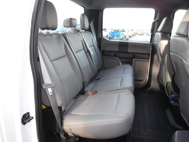 2019 F-350 Crew Cab DRW 4x4, Reading Aluminum CSV Service Utility Van #MFU91008 - photo 12