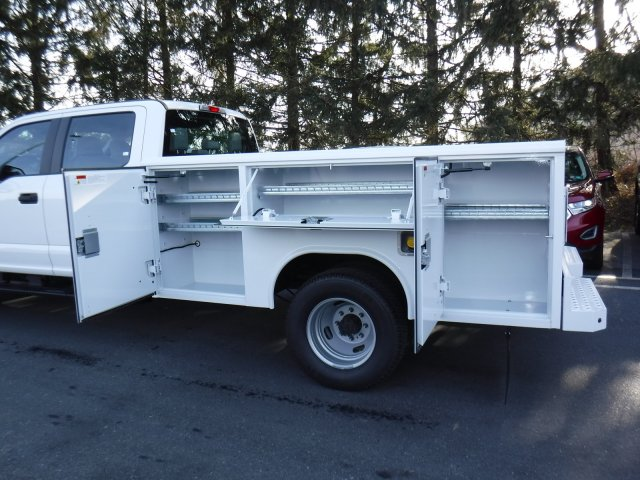 2019 F-350 Crew Cab DRW 4x4, Reading Aluminum CSV Service Utility Van #MFU91008 - photo 27
