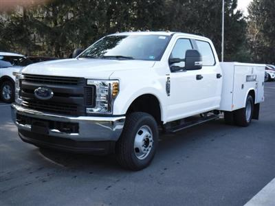 2019 F-350 Crew Cab DRW 4x4, Reading Aluminum CSV Service Utility Van #MFU91008 - photo 4