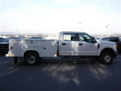 2019 F-350 Crew Cab DRW 4x4, Reading Aluminum CSV Service Utility Van #MFU91008 - photo 5