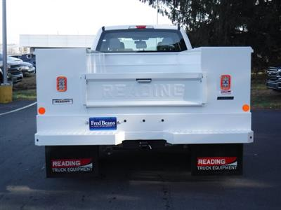 2019 F-350 Crew Cab DRW 4x4, Reading Aluminum CSV Service Utility Van #MFU91008 - photo 8