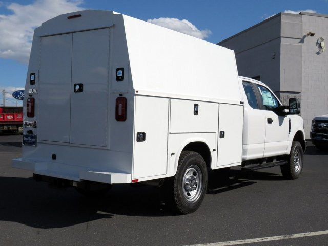2019 F-350 Super Cab 4x4, Knapheide KUVcc Service Body #MFU91031 - photo 2