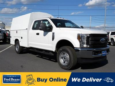 2019 F-350 Super Cab 4x4, Knapheide KUVcc Service Body #MFU91031 - photo 1