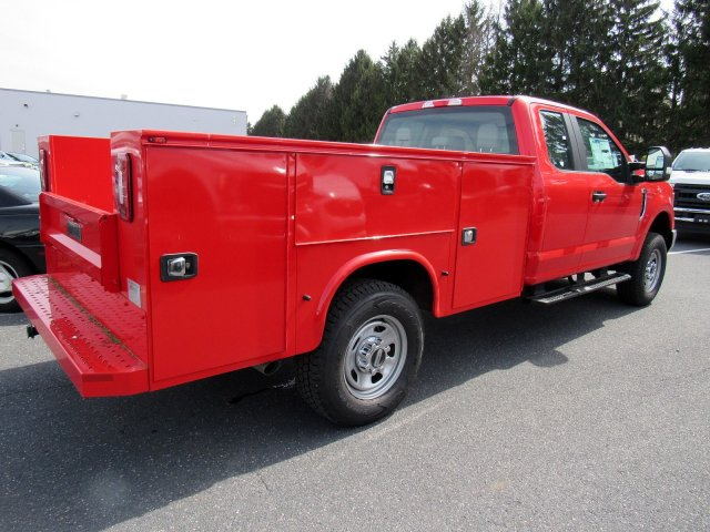 2019 F-350 Super Cab 4x4, Knapheide Service Body #MFU91038 - photo 1