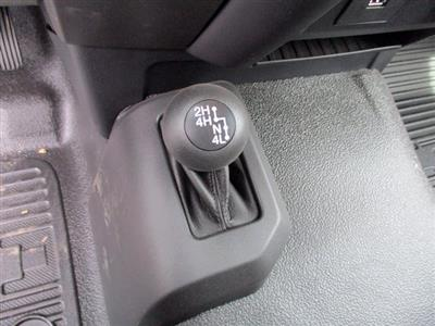 2019 Ford F-550 Regular Cab DRW 4x4, Knapheide Value-Master X Stake Bed #MFU91039 - photo 12