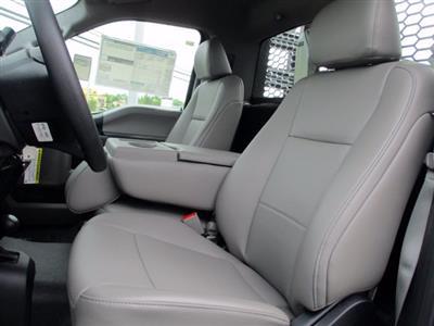 2019 Ford F-550 Regular Cab DRW 4x4, Knapheide Value-Master X Stake Bed #MFU91039 - photo 7