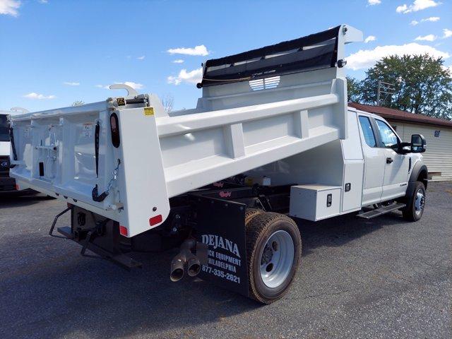 2019 Ford F-550 Super Cab DRW 4x4, Rugby Eliminator LP Steel Dump Body #MFU91044 - photo 2