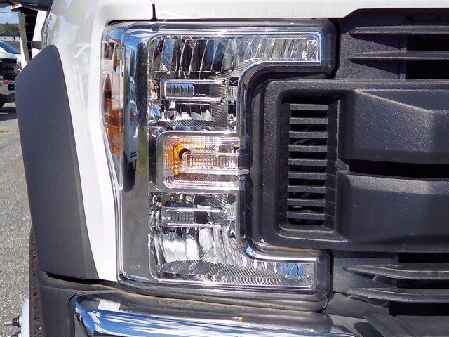 2019 Ford F-550 Super Cab DRW 4x4, Rugby Eliminator LP Steel Dump Body #MFU91044 - photo 6