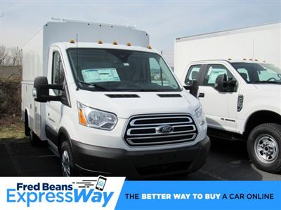 2019 Ford Transit 350 RWD, Reading Service Utility Van #MFU91048 - photo 1