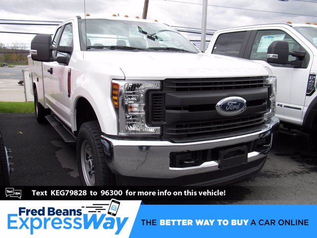 2019 Ford F-350 Super Cab 4x4, Reading Classic II Steel Service Body #MFU91051 - photo 1